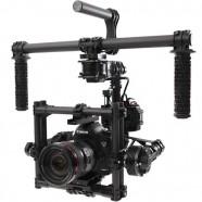 Das Gimbal mit der Canon 5D MkIII (Kamera nicht im Lieferumfang enthalten)